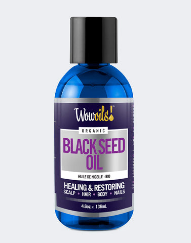 Wow Oils • Organic Black Seed Oil