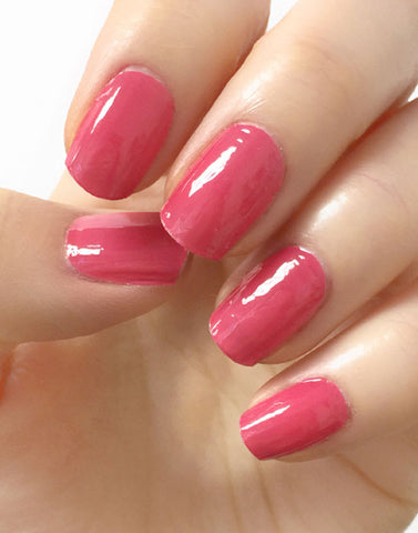 Colour Nail - Power Pink
