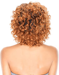Outre Purple Pack - Disco Curl | Back