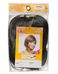 It's A Wig | Quality Synthetic Wig | Q-Robin | Packaging