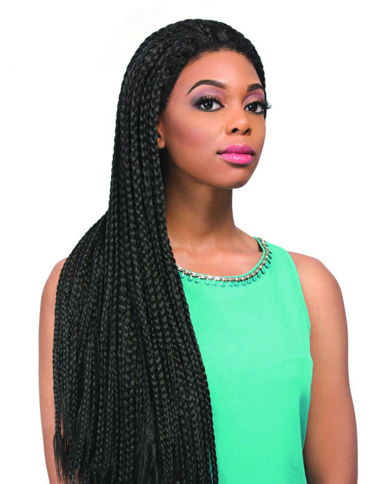 Sensationnel Empress Lace Wigs - Senegal Box Braids II