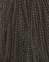 Sensationnel Empress Braided Lace Wigs - Senegal Box Braids II - Closeup
