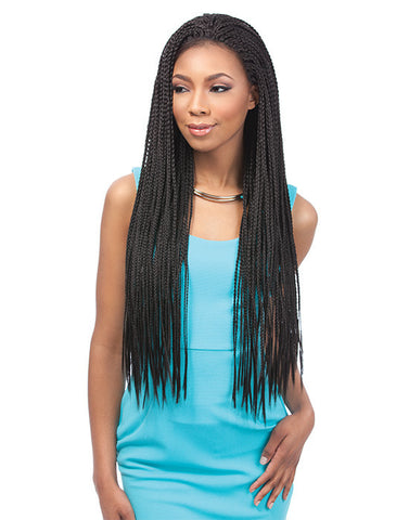 Senegal Box Braids