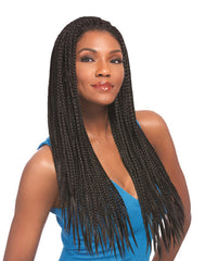 Senegal Full Braids
