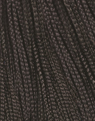 Sensationnel Empress Braided Lace Wigs - Senegal Full Braids - Closeup