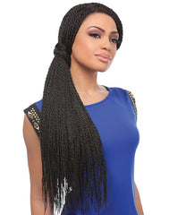 Sensationnel Empress Lace Wigs - Senegal Twist Braids - Alt