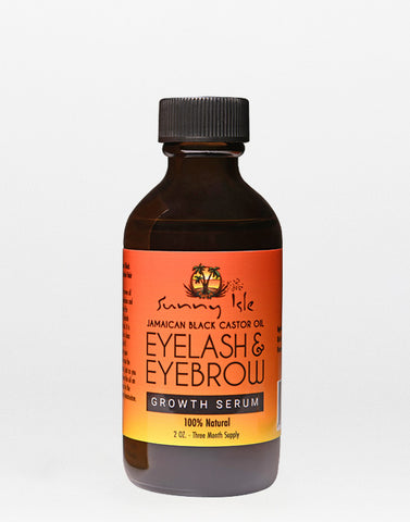 Jamaican Black Castor Oil • Eyebrow & Eyelash Growth Serum