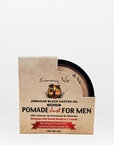 Jamaican Black Castor Oil • Pomade for Men