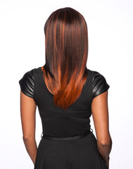 It's A Wig | Quality Synthetic Wig | Q-Willow | Back