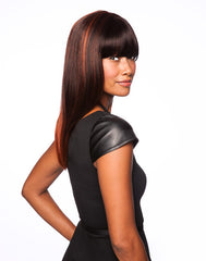 It's A Wig | Quality Synthetic Wig | Q-Willow | Side