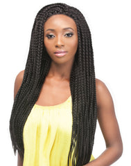 Box Braid Wig Large