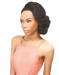 Box Braid Wig Small