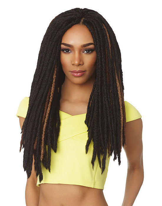 Faux Locks 18""