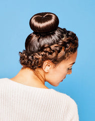 Feme Bun | Hair Bun | Opera | Close-up