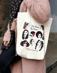 Dorcas Creates Tote Bag