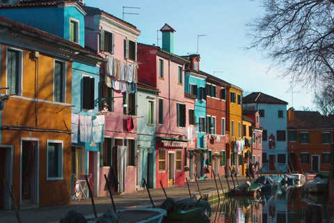 Burano Morning