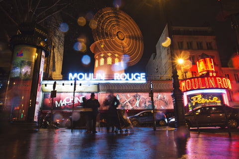 Moulin Rouge in Motion