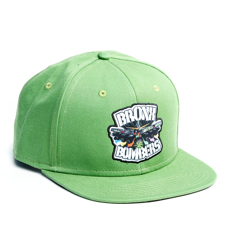 Bronx Bombers military cap *new*