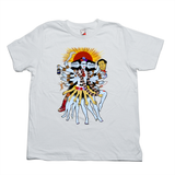 Frida Kali white tee