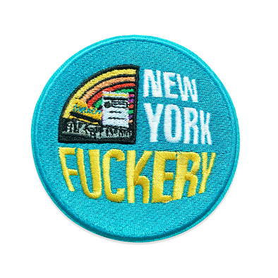 New York Fuckery patch