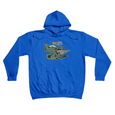 20000 Leagues under NYC royal hoody