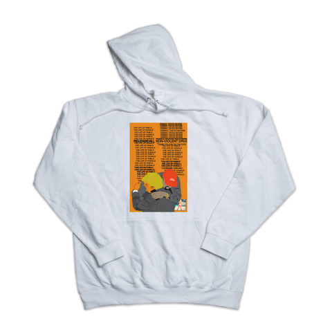 Real Friends white hoody