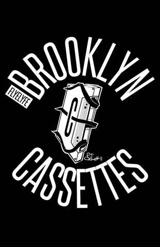Brooklyn Cassettes print
