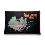 20000 Leagues Under NYC Blanket-Flag-Tapestry
