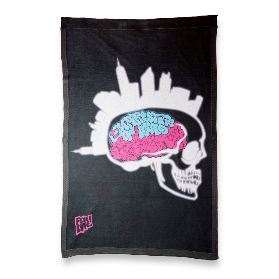 Empire State of Mind Blanket-Flag-Tapestry