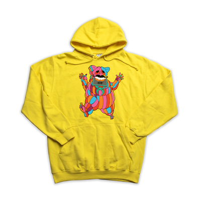 Stay Puft yellow hoody