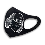 Dollars mask solid black (limited supply signed)