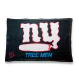 NY Tree Men Blanket-Flag-Tapestry