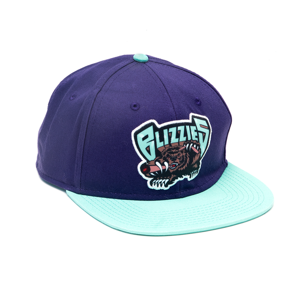 Blizzies purple cap