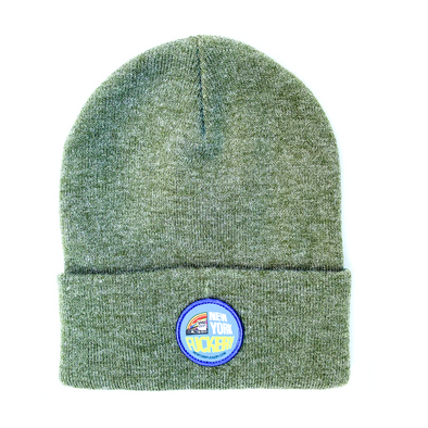 New York Fuckery military green Carhartt beanie