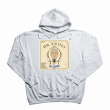 "Dr. Fauci's ""The Chronic 2020"" white hoody *new*"
