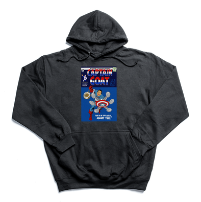 Captain GOAT black hoody