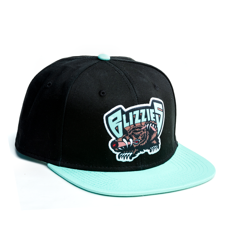 Blizzies black cap *new*