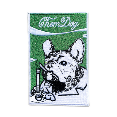 Chemdog patch NEW