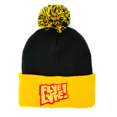 flyelyfe! steeler red  beanie