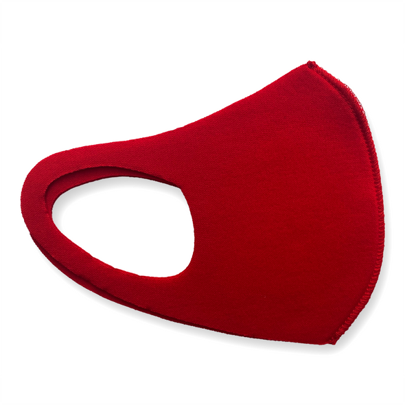 New York Fuckery mask red
