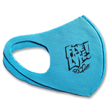 Cat's got your Tongue mask light blue (limited supply signed)