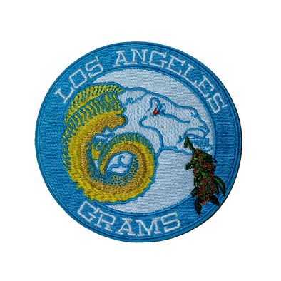 LA Grams patch