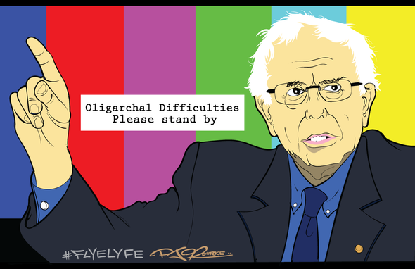 Oligarchal Difficulties print