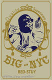 BIG NYC (Bedstuy rolling papers) print