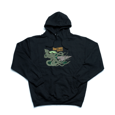 20000 Leagues under NYC black hoody