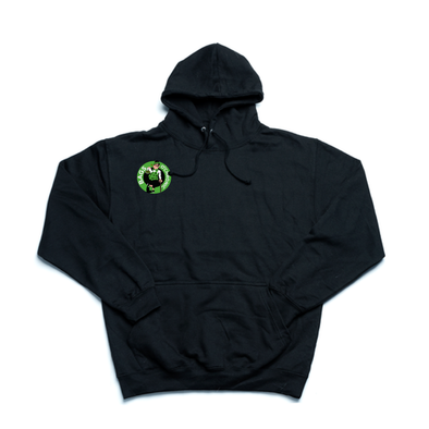 Bags O'Chronic black hoody