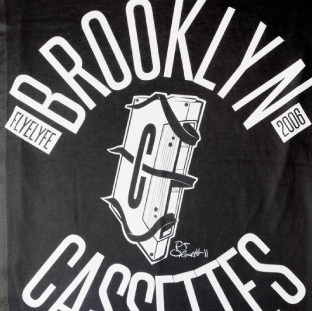 Brooklyn Cassettes Blanket-Flag-Tapestry