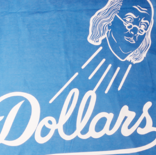 Dollars Blanket-Flag-Tapestry