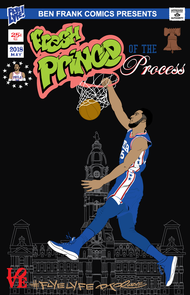 Fresh Prince of The Process print