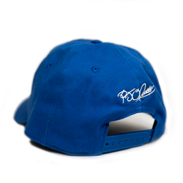 New York City Arteries 2.0 royal blue dad hat